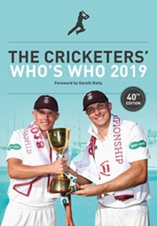 Cricketers Whos Who 2019, Paperback / softback Book