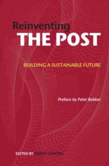 Reinventing the Post: Building a Sustainable Future, Hardback Book
