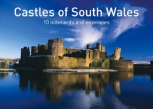 Castles of South Wales, Cards Book