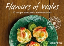 The Flavours of Wales Notecards, Paperback Book
