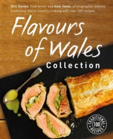 Flavours of Wales Collection, Paperback Book