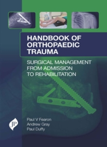 Handbook of Orthopaedic Trauma, Hardback Book