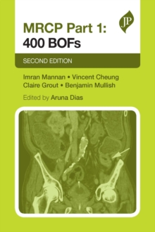 MRCP Part 1: 400 BOFs : Second Edition, Paperback Book