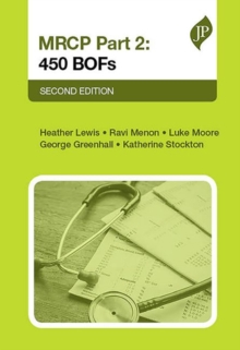 MRCP Part 2: 450 BOFs : Second Edition, Paperback Book