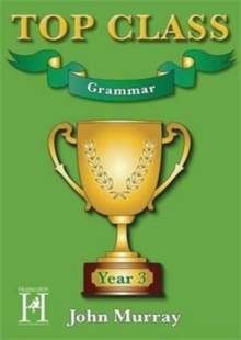 Top Class - Grammar Year 3, Mixed media product Book