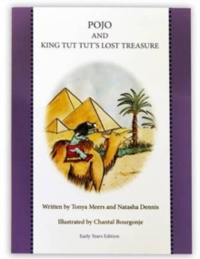 Pojo and King Tut Tut's Lost Treasure : Early Years Edition, Paperback / softback Book