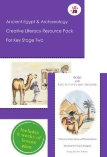 Ancient Egypt and Archaeology Creative Literacy Resource Pack for Key Stage Two, Mixed media product Book