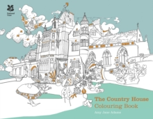 The Country House Colouring Book, Paperback Book