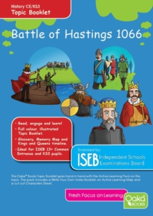 BATTLE OF HASTINGS, Paperback Book