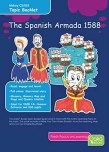 The Spanish Armada 1588 : Topic Pack, Mixed media product Book