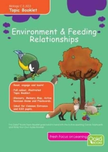 Environment & Feeding Relationships, Paperback Book