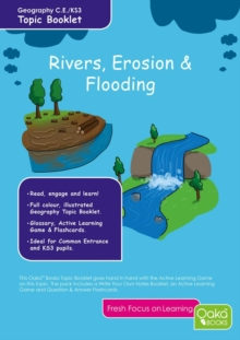 RIVERS EROSION FLOODING, Paperback Book