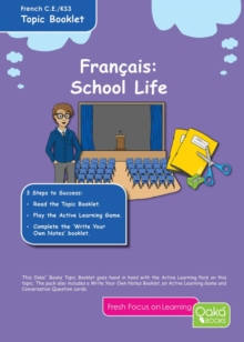 FRENCH SCHOOL LIFE, Paperback Book