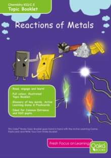 REACTION OF METALS, Paperback Book