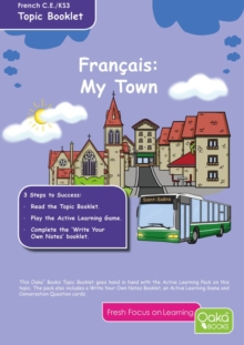 FRENCH MY TOWN, Paperback Book