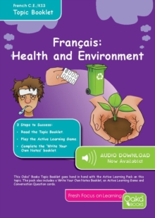 FRENCH HEALTH ENVIRONMENT, Paperback Book