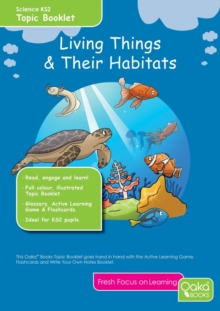 LIVING THINGS THEIR HABITATS, Paperback Book