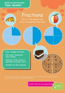 FRACTIONS PART 1, Paperback Book