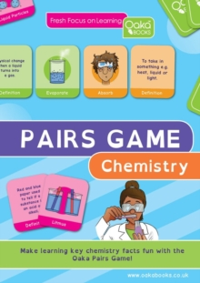 CHEMISTRY PARIS GAME, Paperback Book