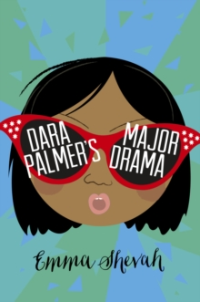 Dara Palmer's Major Drama, Paperback Book