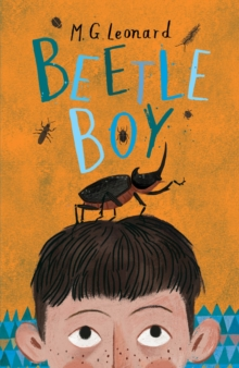 Beetle Boy, Paperback Book