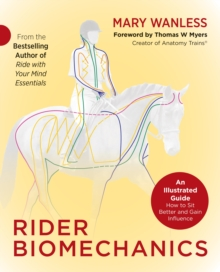 Rider Biomechanics: An Illustrated Guide : How to Sit Better and Gain Influence, Paperback Book