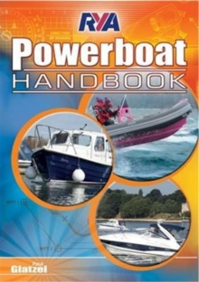 RYA Powerboat Handbook, Paperback Book