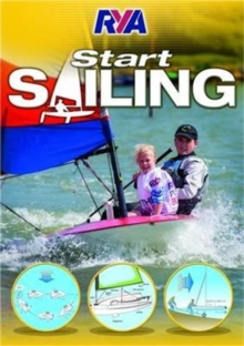 RYA Start Sailing, Paperback / softback Book