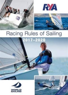 RYA Racing Rules of Sailing 2017-2020, Spiral bound Book