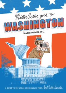Mister Lester Goes To Washington, Sheet map, folded Book