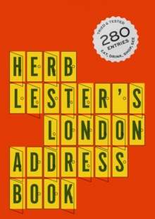 Herb Lester's London Address Book, Book Book