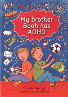 My Brother Booh Has ADHD, Paperback / softback Book