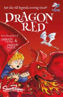 Dragon Red, Paperback Book