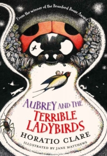 Aubrey and the Terrible Ladybirds, Paperback Book