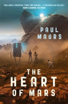 The Heart of Mars, Paperback Book