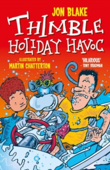 Thimble Holiday Havoc, Paperback Book