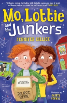 Mo, Lottie and the Junkers, Paperback / softback Book