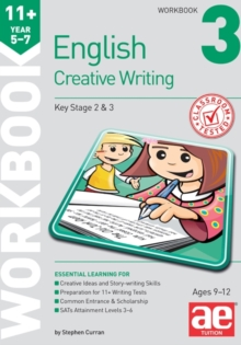 11+ Creative Writing Workbook 3 : Creative Writing and Story-Telling Skills, Paperback Book