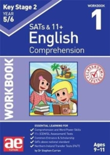 KS2 English Comprehension Year 5/6 Workbook 1, Paperback / softback Book