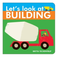 Let's Look at Building, Board book Book