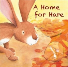 A Home for Hare and Mouse, Hardback Book