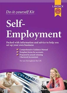 Self-Employment Kit, Kit Book