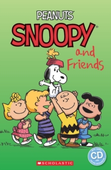 Peanuts: Snoopy and Friends, Mixed media product Book