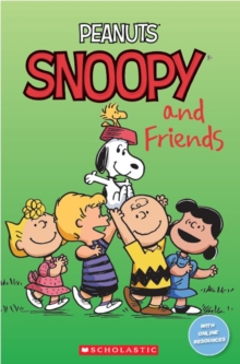 Peanuts: Snoopy and Friends, Paperback / softback Book