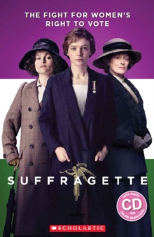 Suffragette, Mixed media product Book