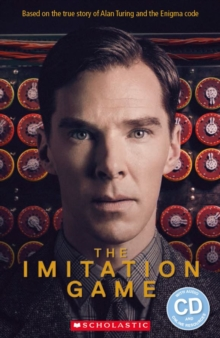 The Imitation Game, Mixed media product Book