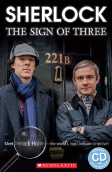 Sherlock: The Sign of Three, Mixed media product Book