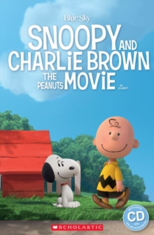 Snoopy and Charlie Brown: The Peanuts Movie, Mixed media product Book