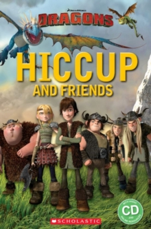 How to Train Your Dragon: Hiccup and Friends, Mixed media product Book