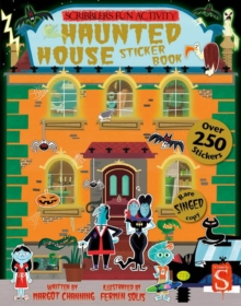 Haunted House : Sticker Book, Paperback / softback Book